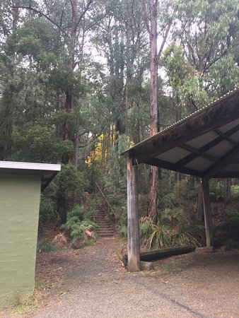 Emerald, Αυστραλία: Picnic shelters