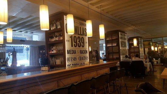 Cuenllas fotograf a de cuenllas madrid tripadvisor - Restaurante cuenllas madrid ...