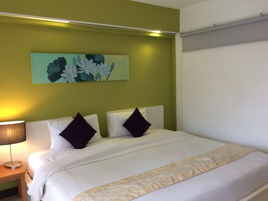 Beach Terrace Hotel Krabi: Standard Room