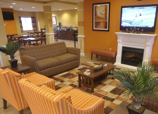Greenville, Carolina do Norte: Lobby