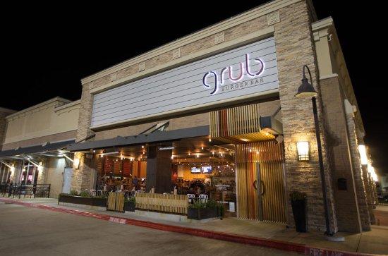 The original Grub in College Station, TX