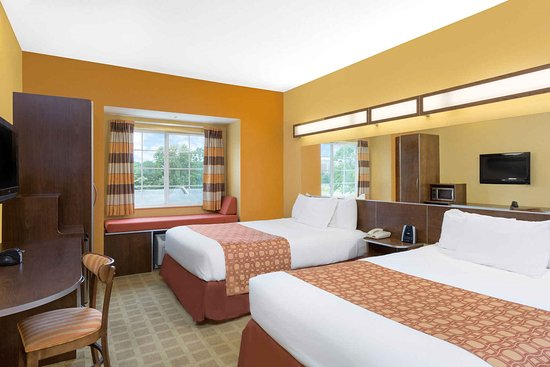 Greenville, Carolina do Norte: 2 queen bed room