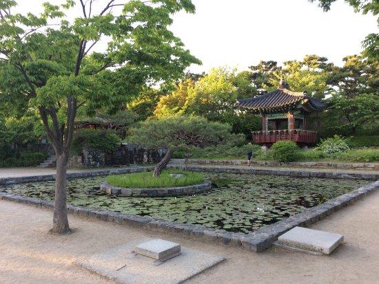 Goyang, South Korea: Kleiner Tempel