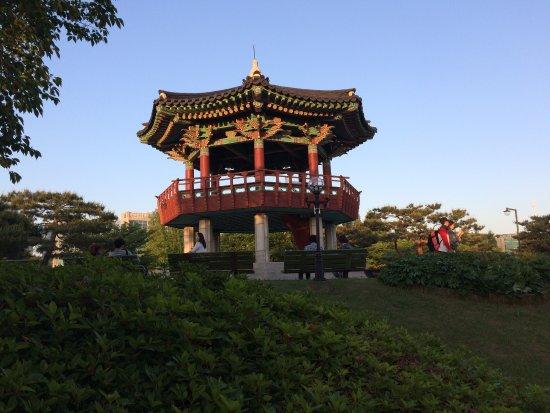 Goyang, South Korea: Pagode im Park