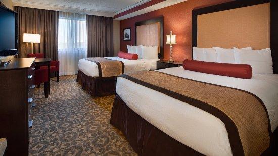 Burnsville, MN: Executive 2 Queen Room