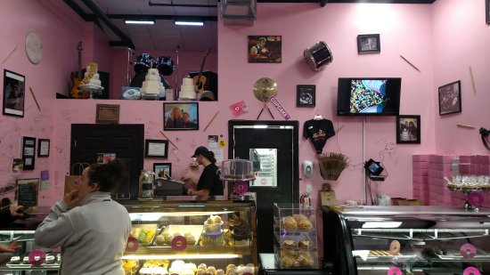 Asbury Park, NJ: Really Neat Bakery