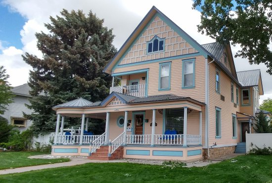 Lathrop House Bed And Breakfast Colorado