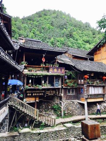 Leishan County, China: Xijiang Miao Nationality Village