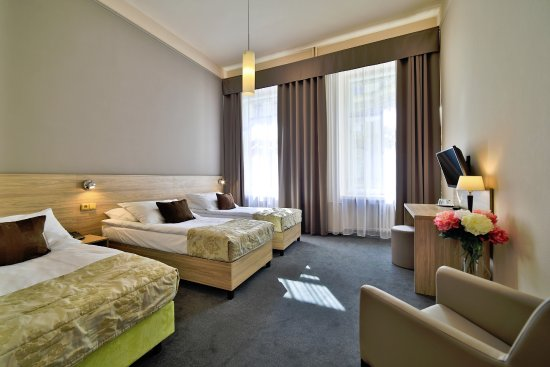 Hotel Atlantic: Triple room