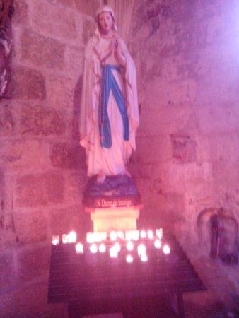 Aigues-Mortes, France: Notre Dame de Lourdes