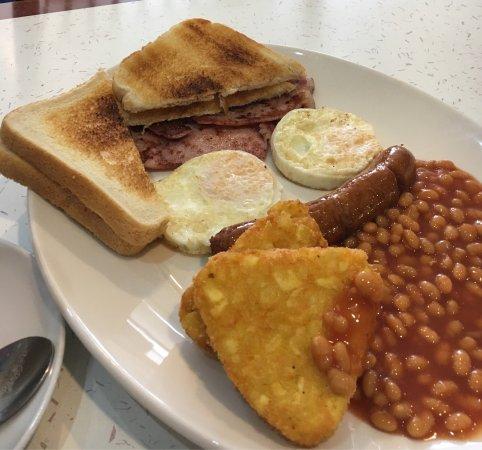 Treorchy, UK: Delicious breakfast No4