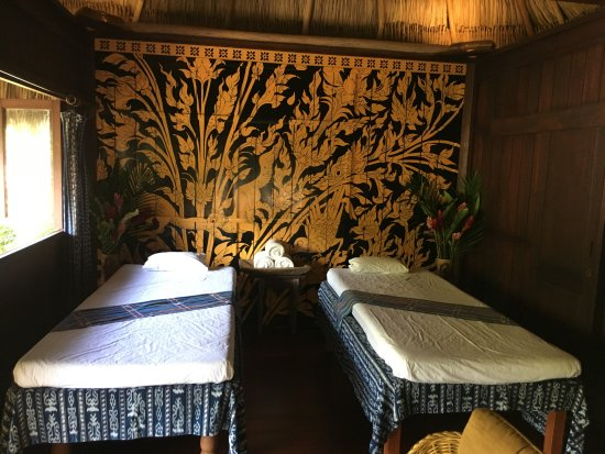 Mountain Pine Ridge Reserve, Belize: Spa