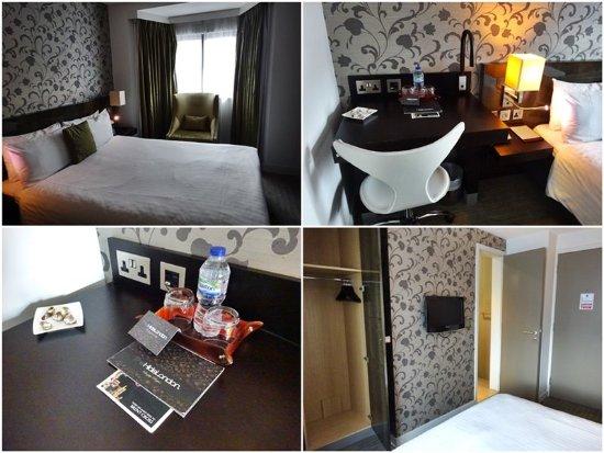 The Hide London: ห้องกว้างและสะอาดมาก ได้ใจสุดๆคือแชมพูในห้องน้ำและมินิบาร์