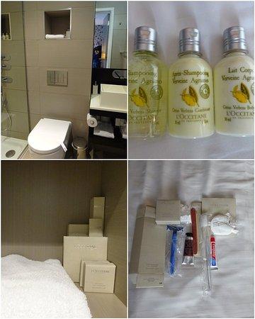 The Hide London: แปรงสีฟันพร้อมยาสีฟัน สำลี ที่โกนหนวดและน้ำยาโกนหนวด ยาสระผม โลชั่น ครีมนวดผม ครีมอาบน้ำ ตะใบเล็
