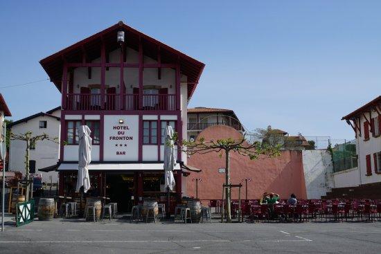 Vue de bidart picture of office de tourisme de bidart bidart tripadvisor - Bidart office de tourisme ...