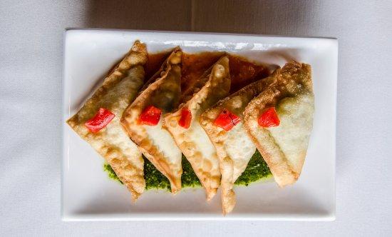 Endicott, نيويورك: Fried Ravioli 