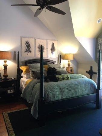 Fairview, Carolina del Norte: King Suite...Bear Americanas