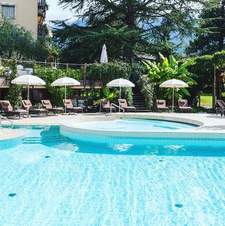 Park Hotel Mignon & Spa: Pool Park Hotel Mignon