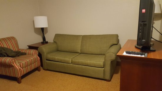 Country Inn & Suites By Carlson, Georgetown: Living area