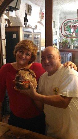 Selvazzano Dentro, Italië: E anche questa volta la porchetta e' andata...