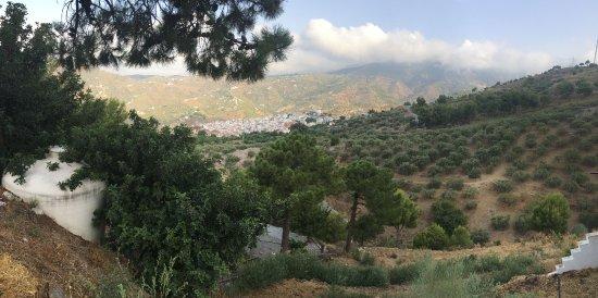 Los Caballos del Mosquin: The view