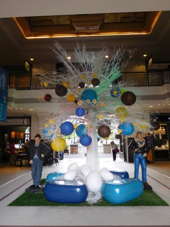 Le Caudan Waterfront: Entrée galerie commerciale