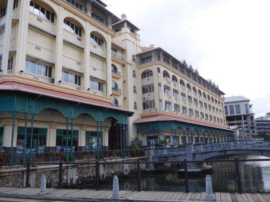 Le Caudan Waterfront: Vue générale