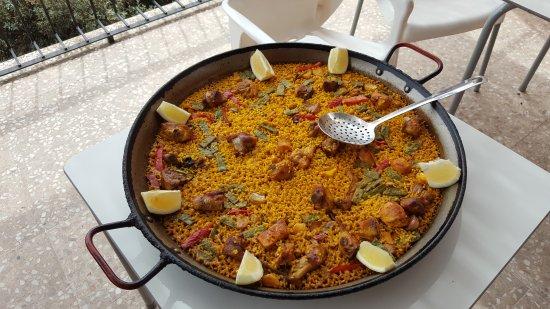 Tarbena, Spania: Ca's Pelut
