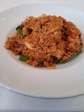 Peachtree City, GA: Spicy Basil Fried Rice