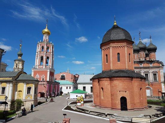 Vysoko-Petrovsky Monastery