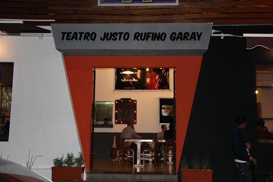 Teatro Justo Rufino Garay