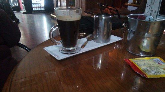 Puerto Real, España: Café americano