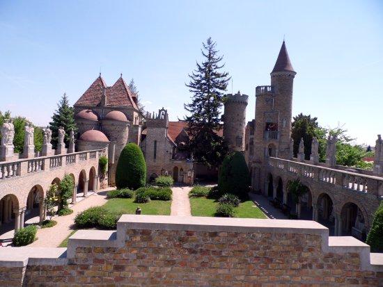 Szekesfehervar, Ungarn: Bory-vár