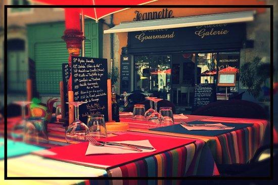 Brignoles, Frankrig: L'Atelier Gourmand Jeannette