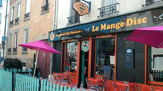 image Le Mange Disc sur Montreuil