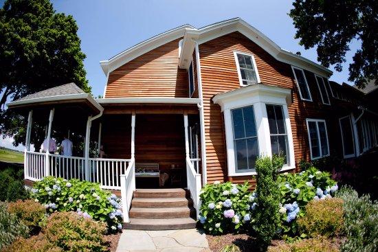 Mattituck, نيويورك: Farmhouse Inn