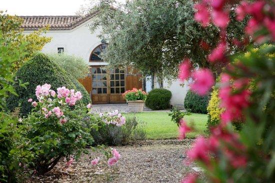 Barsac, France: Les jardins du Château Doisy Daëne