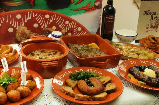 Adega do Artur: Our most favorite dishes