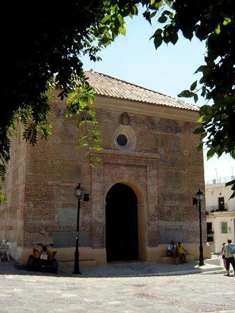 Mecina Fondales, Espanha: church at Pampaneira © Robert Bovington