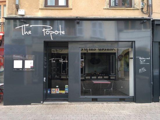 Tarare, Francja: The Popote