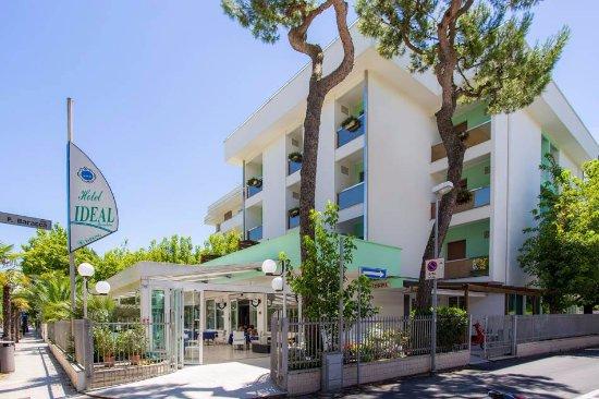 Hotel Ideal Bianchini - Prices & Reviews (Riccione, Italy) - TripAdvisor