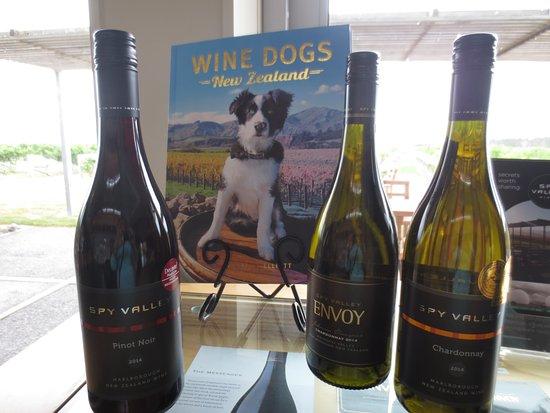 Blenheim, New Zealand: Wines of Spy Valley