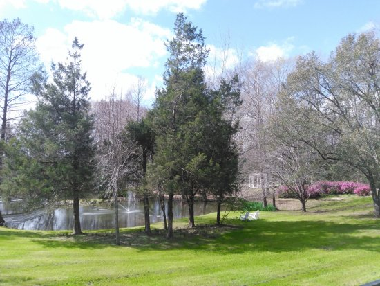 Quitman Study Picture Of Monmouth Historic Inn Gardens Natchez Natchez Tripadvisor