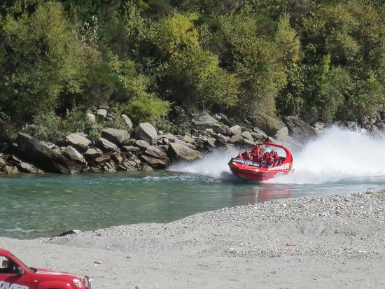 Shotover Jet : The ride!