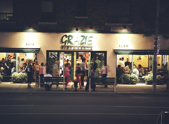 Grazie Restaurant Toronto