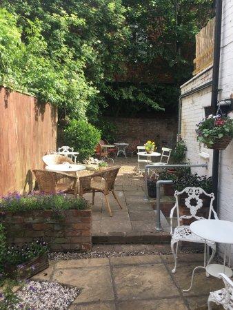 Ledbury, UK: jardin