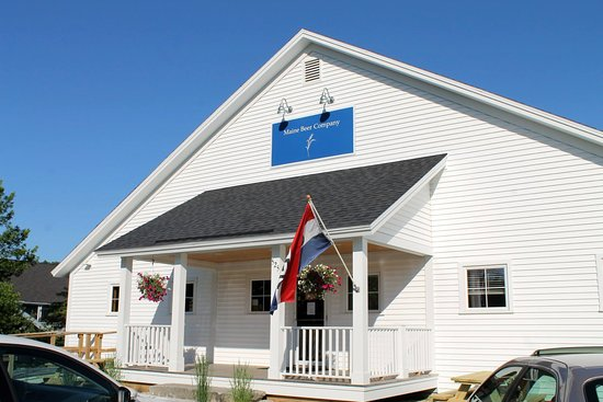 Freeport, ME: Maine Beer Company, June 2014