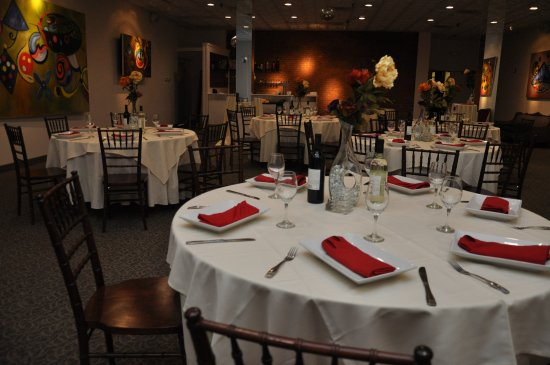 Formal sit down banquet dinner - Picture of City Steam Brewery ...