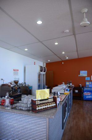 Parndana, Australia: Bar