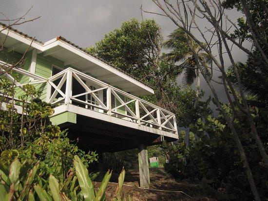 Crochu, Grenada: Zurück in der Sonne nach der Regenfront